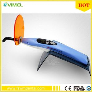 Dental Wireless/Cordless Woodpecker LED-D Curing Light Lamp 1400MW pictures & photos
