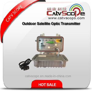 Outdoor L Band Satellite Optical Transmitter