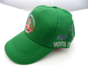 Custom Cheap Promotional Cap for Vote pictures & photos