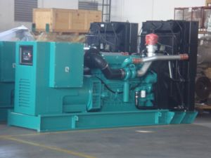 410kVA Standby Power Cummins Diesel Generator Set Power Station pictures & photos