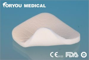 Huizhou Foryou Medical New Premium Ulcer Allevyn Wound Dressing Pad Non-Adherent Hydrocellular Foam Dressing pictures & photos
