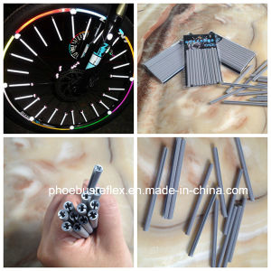 En13356 Reflective Bicycle Spoke ABS Inner Core (FBS-RS001) pictures & photos