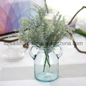 Plastic Leaves Aritificial Flower for Wedding/Home/Garden Decoration (SF16297A)