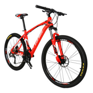 Hot Sale 26*17′′ Shaft Drive Mountain Bicycle with 6061 Aluminium Alloy Frame pictures & photos
