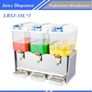 Automatic Juice Dispenser Commercial Catering Equipment Lrsj-18L*3 pictures & photos