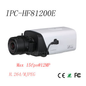 12 Megapixel Ultra HD Network Camera with 4k Effective Pixels IP Camera{ Ipc-Hf81200e} pictures & photos