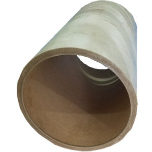 Paper Tube Polishing and Wax Coating Machine pictures & photos