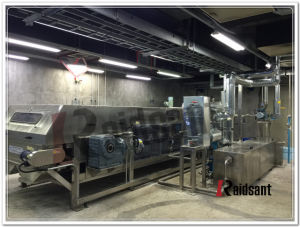 2016hot Sale Stainless Steel Belt Cooling Pelletizing Machine pictures & photos
