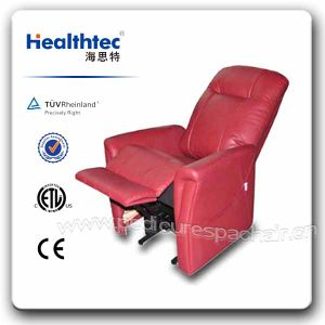 Lazy Boy Geniuine Leather Recliner Chair (D08) pictures & photos