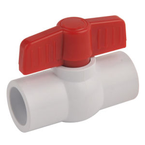 High Quality PVC Pipe Pitting for Giving Water Sch40 pictures & photos