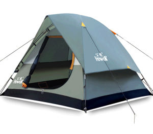 Aluminum Outdoor Tent for Mountain Trails Grand Passhot Sale Outdoor Waterproof Family Cabin Tents pictures & photos