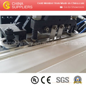 High Quality PVC Siding Plate Extrusion Line pictures & photos