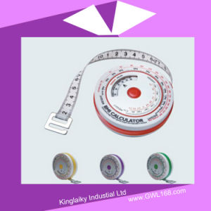 Promotional Body Measure Tape Mini Tape Measure (BH-012) pictures & photos