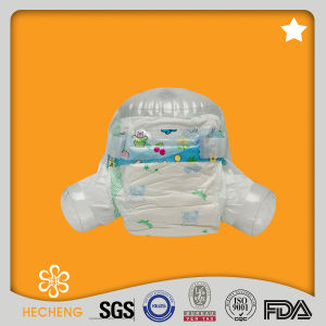 Economic Disposable Baby Diaper with Factory Brand Mobee pictures & photos