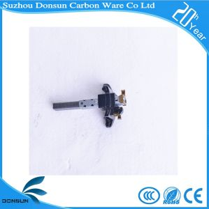Carbon Brush Assembly for Vacuum Motor pictures & photos