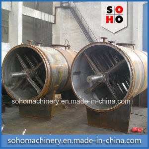 Chemical Cone Dry and Wet Steam Vacuum Dryer pictures & photos