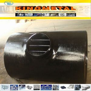 Wpb Sch40 Carbon Steel Reducer Barred Tee pictures & photos
