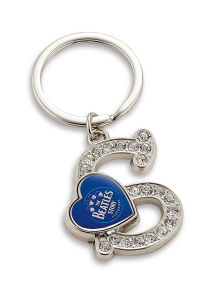 Souvenir with Diamond Letter Keychain pictures & photos