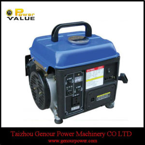 Small Portable 650W Gasoline Petrol Tiger Generator pictures & photos