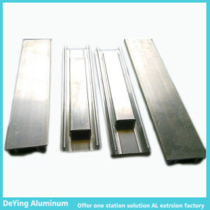 Aluminum/Aluminium Profile Extrusion for Hair Straightener pictures & photos