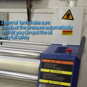 Multifunction Roller Heat Press Machine pictures & photos