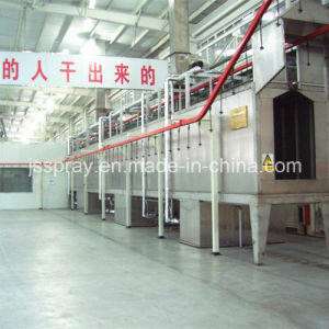 Complete Coating Machine with Spraying Machine pictures & photos