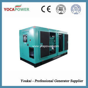 280kw Cummins Engine Silent Power Electric Diesel Generator Set pictures & photos