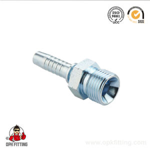 Carben Steel Metric Female 60 Degree Cone Seal Hydraulic Hose Fitting 10611 pictures & photos
