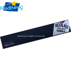 High Quality 3D Custom Logo PVC Bar Mat