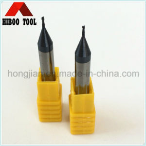 2.0X6dx2f HRC45 Carbide Square End Cutting Tool pictures & photos