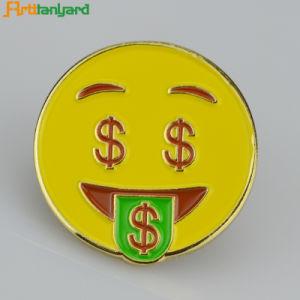 Custom Wholesale Metal Pin Badge pictures & photos