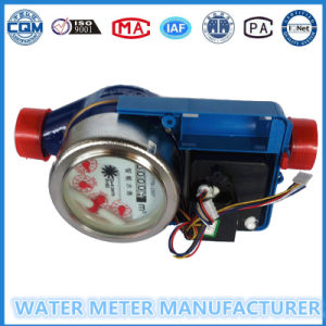 Prepaid Smart Wet Type RF Card Water Meter of Dn15mm pictures & photos