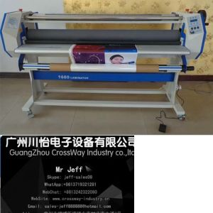 High Speed Photo Hot Laminating Machine 1600mm