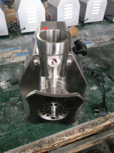Stainless Steel Electric Meat Grinder (GRT - MC8) pictures & photos