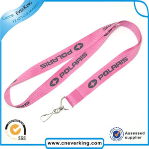 Neck Polyester Custom Lanyard for ID Holder Promotional Gift pictures & photos