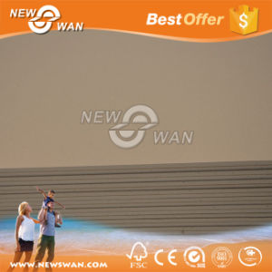 9mm Drywall Gypsum Board/Water-Proof Plasterboard pictures & photos