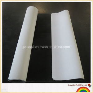 Factory Supply 5mm Rubber Foam Blank Yogamat