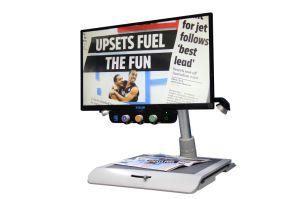 """Myview HD 23"""" Desktop Video Magnifier Low Vision Magnifier pictures & photos"""