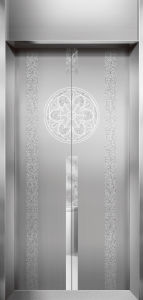 Beautiful Design Elevator Car Door, Lift Elevator Car Door