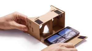 2016 New Product Google Cardboard Virtual Reality 3D Vr Box 2.0 with Game Remote Controller pictures & photos