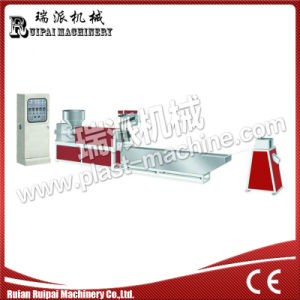 One Stage Water Cooling Plastic Recycling Line Machine pictures & photos