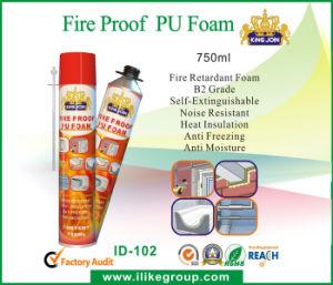 Winter PU Foam Spray (RoHS, SGS, Reach) pictures & photos