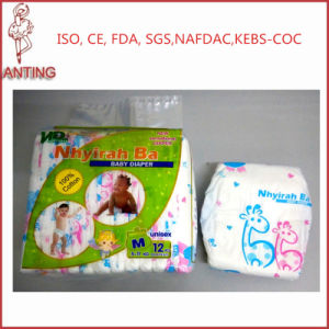 Cheapest Price Disposable Cotton Printed Baby Diaper From Manufacturer China pictures & photos