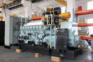 1900kVA 1520kw Standby Power Mitsubishi Diesel Generator pictures & photos
