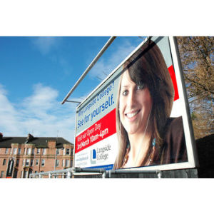 Outdoor Advertising Banner Display pictures & photos