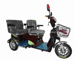 Three Wheel Electric Adult Wheelchair pictures & photos