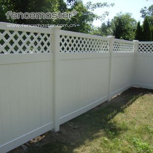 High Quality PVC Fence pictures & photos
