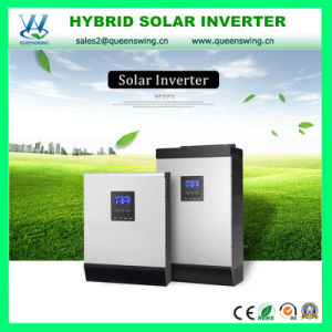 Combine MPPT off Grid 5kVA Hybrid Solar Inverter with Solar Controller pictures & photos