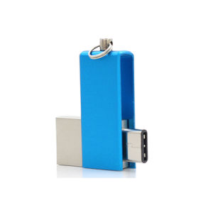 Type C USB Flash Drive 32GB 64GB 16GB Pen Drive for Mobile Phone (TF-0137) pictures & photos