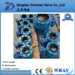 Butterfly Valve Supplier High Quality Rubber Valve Butterfly Valve pictures & photos